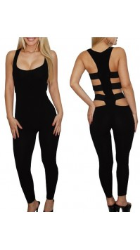 Sexy Racer Back Bodysuit