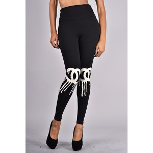 Chanel Dripping C's Leggings