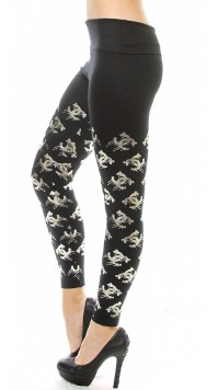 CC Printed Leggings