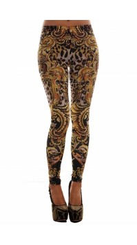 Wild Versace Leggings