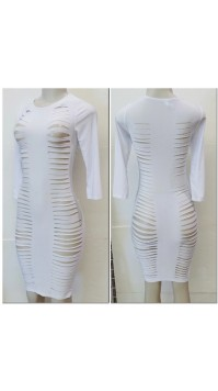 Body Slash Dress