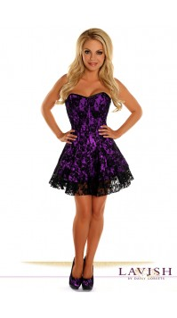 Lace Corset Dress